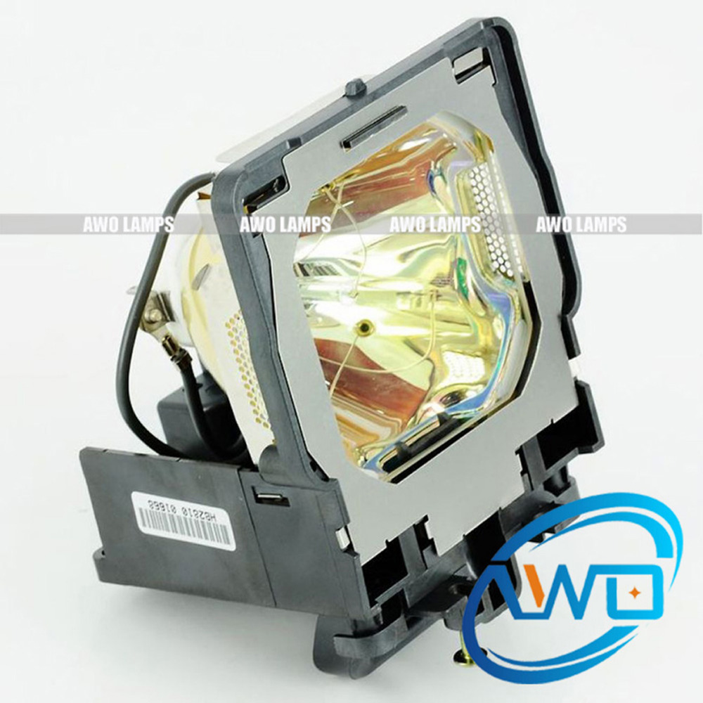 Replacement Projector Lamp POA-LMP109 with Housing High Qaulity Bulb for SANYO PLC-XF47/XF47W XF4700/EIKI LC-XT5 150 Day Warrant compatible projector lamp bulbs poa lmp136 for sanyo plc xm150 plc wm5500 plc zm5000l plc xm150l