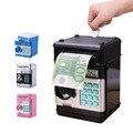 Elektronische Sparschwein Sicher Geld Box für Kinder Digitalen Münzen Bargeld Saving Sichere Anzahlung ATM Maschine Geburtstag Geschenk für Kinder