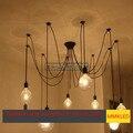 SimpleStyle Edison Chandelier Luz Luminária Luzes E27 AC110V-240V Lamp10 (Não incluindo lâmpadas)