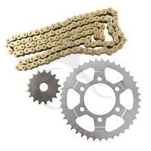 New Front Rear Sprocket And Heavy Duty Chain For KAWASAKI ZX 10R 2011 ZX10R