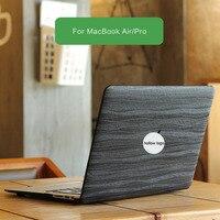 3D Embossed Vein Design Laptop Case For Macbook Air Pro Retina 11 12 13 15 Inch