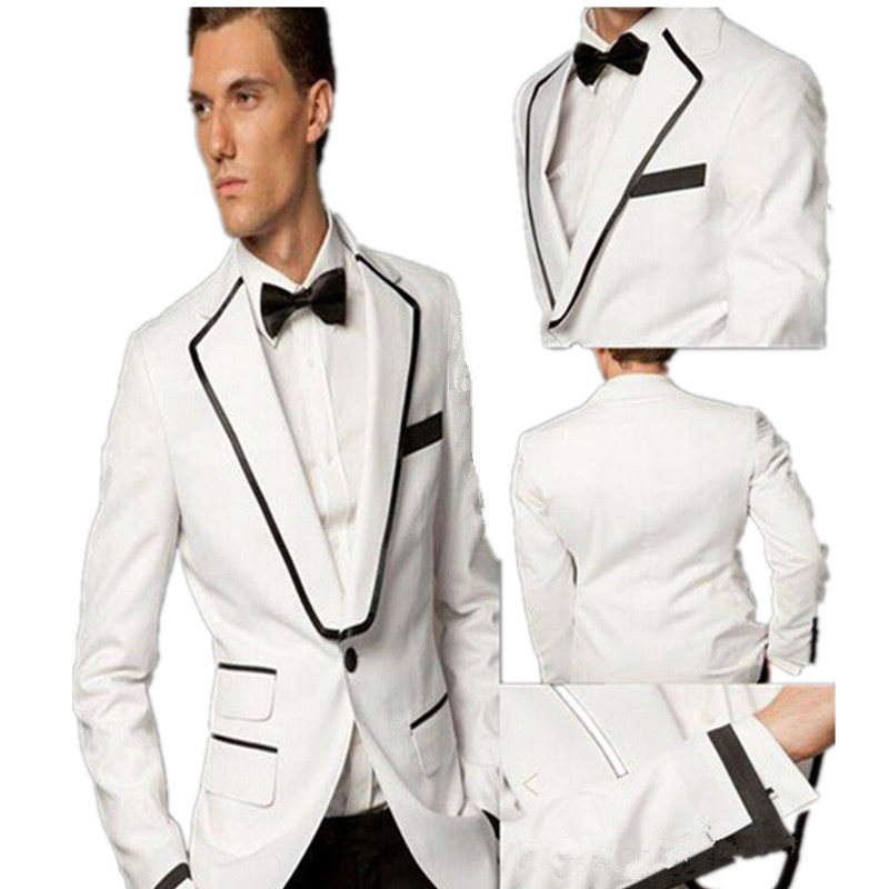 Emejing White Wedding Suits For Brides Contemporary - Styles ...