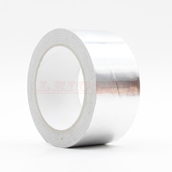 1 Roll (width 10-150mm) x 40m Shield Adhesive Aluminum Foil Duct Tape