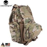 Oferta EMERSONGEAR mochila Yote hidratación Multicam mochila táctica mochila para senderismo bolsa de viaje EM5813