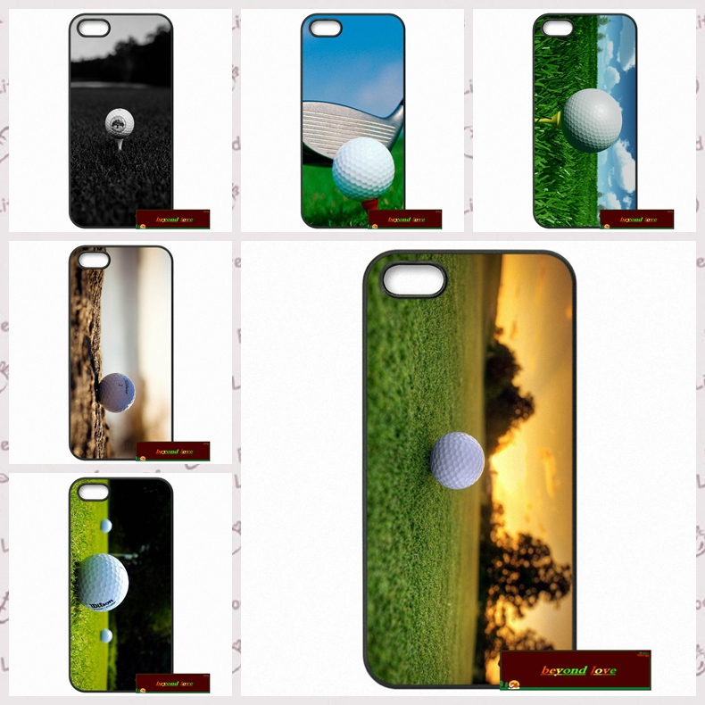Greatest Golf Ball Wallpaper Phone Cases Cover For iPhone 4 4S 5 5S 5C SE 6 6S 7 Plus 4.7 5.5 #HE0312