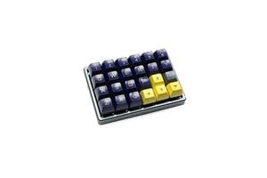 Image 4 - علبة ألومنيوم بأكسيد لجهاز كوسباد xd24 لوحة مفاتيح مخصصة ذات غرضين مع قدم مخروط من الألومنيوم