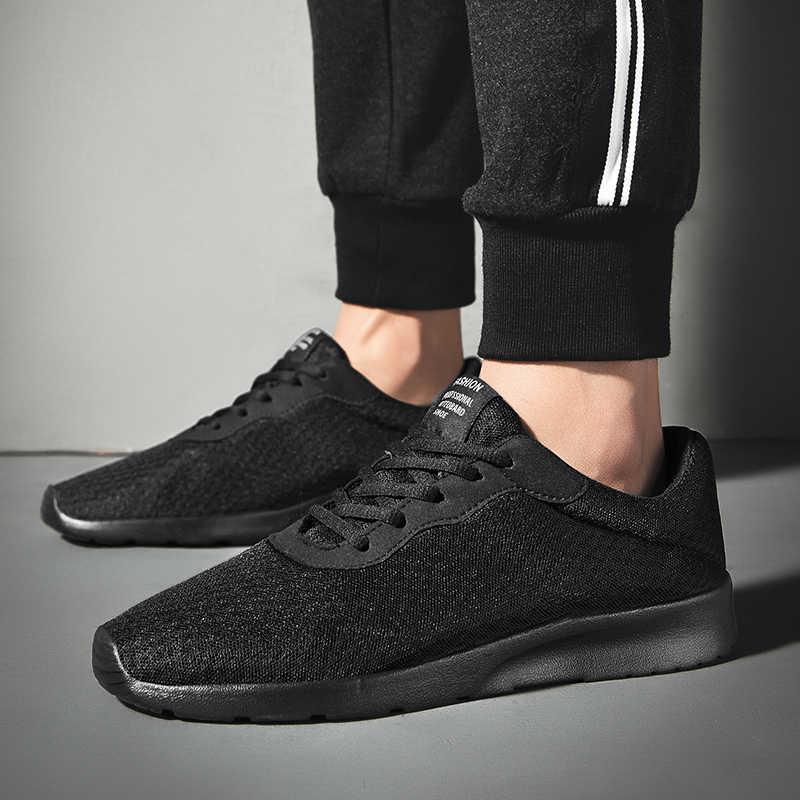 3702e8e2d4b20 Men Running Shoes Women Sneakers Lightweight Outdoor Men Sport Shoes Soft  Comfortable Training Shoes Jogging Walking