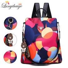 Fashion backpack women shoulder bags large capacity women backpack school bags for teenage girls light ladies travel backpack