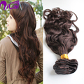 Clip In Hair Extensions Natural Wave Unprocessed Peruvian Virgin Human Hair #33 Clip In Human Hair Extesions For Black Women