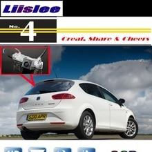 Liislee автомобиля Камера для сиденья Леон MK2 2009~ 2012 Высокое качество заднего вида Резервное копирование Камера для PAL/NTSC чтобы Применение | CCD с RCA