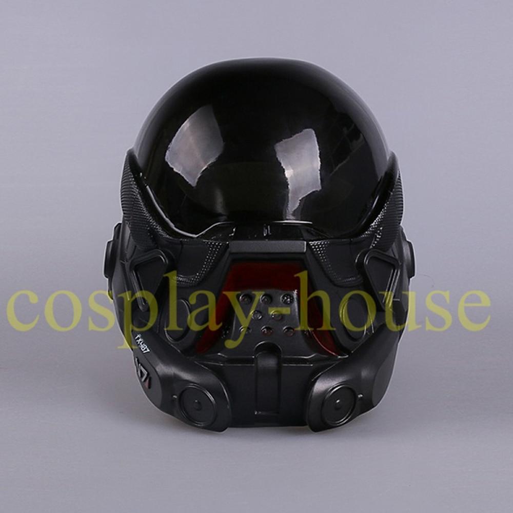 Helmet Game Mass Effect Andromeda Helmet Mask Cosplay Helmet PVC Halloween Party Prop
