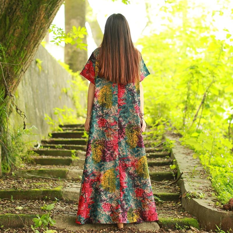 Καλοκαιρινά Φορέματα Φόρεμα - Γυναικείος ρουχισμός - Φωτογραφία 4