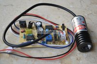 650nm 655nm 100mW Red Laser Dot Module w/ Driver out 5V