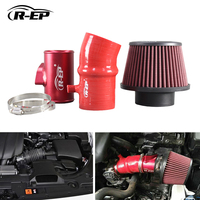 R EP Performance Cold Air Intake Kit For Mazda 3 Axela CX 5 For Mazda 6 Atenza CX 4 2.0L 2.5L High Flow with Air Filter