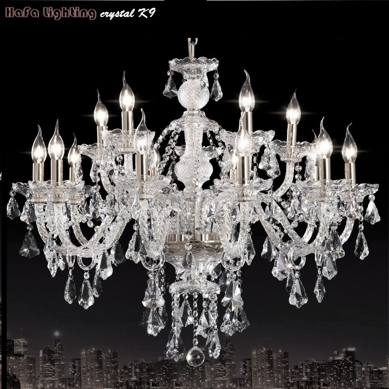 Chandelier Lighting Modern Crystal Light chandeliers Lights Modern Luxury chandeliers Villa Hotel Chandeliers crystal lights k9Chandelier Lighting Modern Crystal Light chandeliers Lights Modern Luxury chandeliers Villa Hotel Chandeliers crystal lights k9