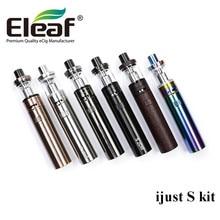 Original kit 3000 mah batería con eleaf ijust Eleaf iJust S s tanque y la CE bobina 24.5mm diámetro vs ijust ECL 2 pluma vape 4 ML