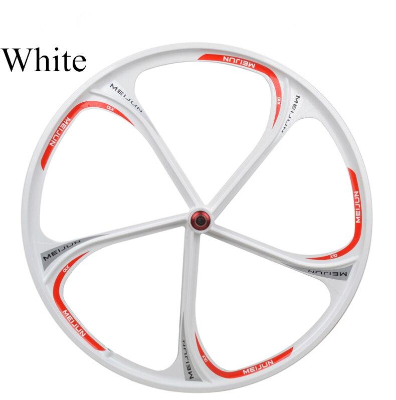 Miejun26 VTT portant une pièce disque de roue en alliage d'aluminium magnésium jante de roue