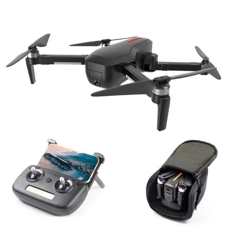 X193 GPS 5G WIFI FPV مع 4 K جدا واضحة كاميرا فرش Selfie طوي RC الطائرة بدون طيار Quadcopter RTF VS ZLRC الوحش SG906 CSJ X7-في طائرات هليوكوبترتعمل بالتحكم عن بعد من الألعاب والهوايات على  مجموعة 1