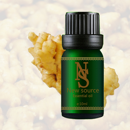100 Natural Ginger Pure Essential Oil for Boost Blood Circulation Ruddy Skin Aromatherapy SPA body massage oil Ginger Oil Z22 in Essential Oil from Beauty Health