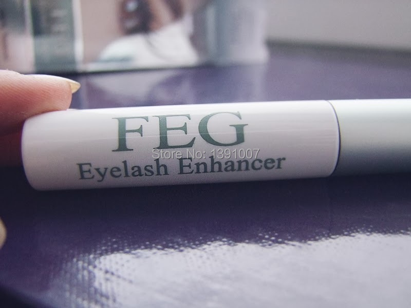 FEG Eyelash enhancer 100% Original FEG øjenvipper vækst behandling - Makeup - Foto 3
