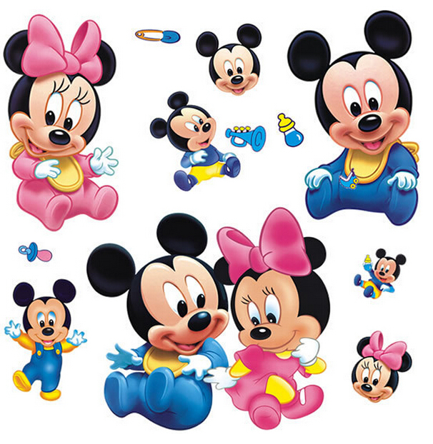 Hot 2015 mickey mouse minnie mouse bathroom decoration - Mickey mouse minnie cienta ...