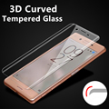 Full Coverage 2.5D 9H Screen Protector Tempered Glass For Sony Xperia X XA XA Ultra XP XZ X Compact Cover Case Protective Film