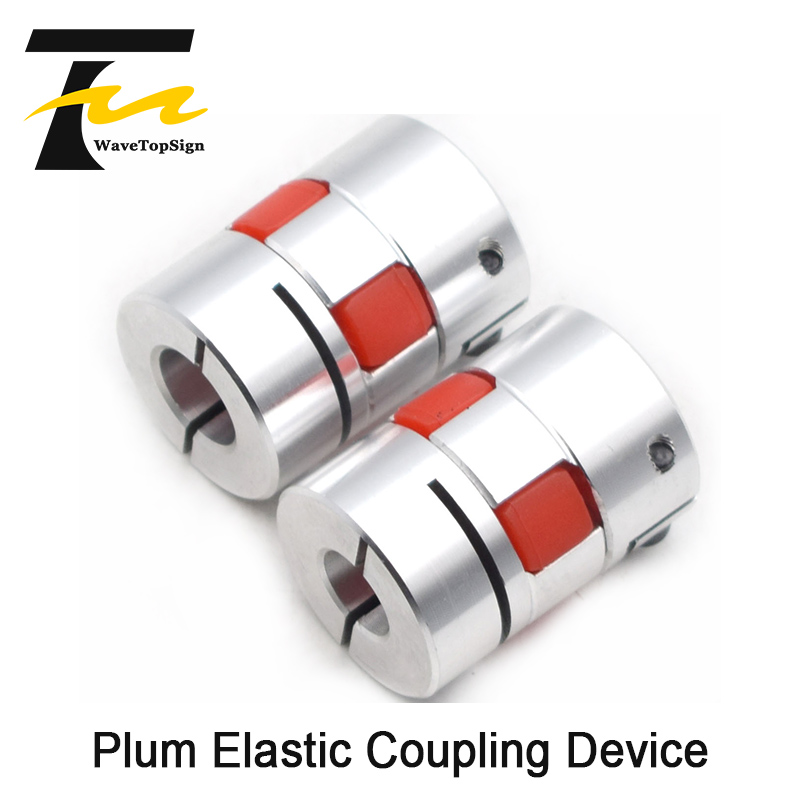 Free Shipping Aluminum Alloy Plum Coupling Servo Motor Ball Screw Coupling CNC Machine Lathe Elastic Star Type Joint CouplingFree Shipping Aluminum Alloy Plum Coupling Servo Motor Ball Screw Coupling CNC Machine Lathe Elastic Star Type Joint Coupling