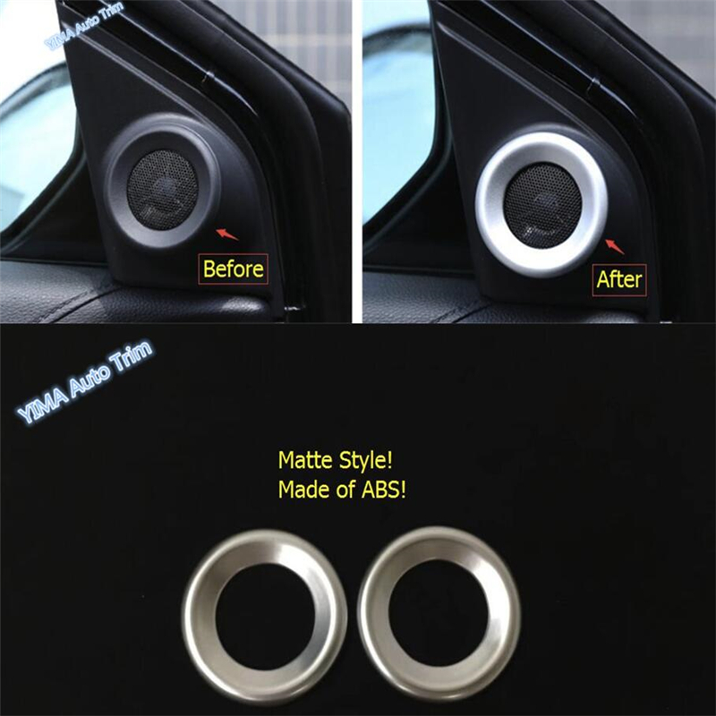 For Honda CR-V CRV 2012 Car Tweeters Speakers Cover Panel Installation Trim Kit
