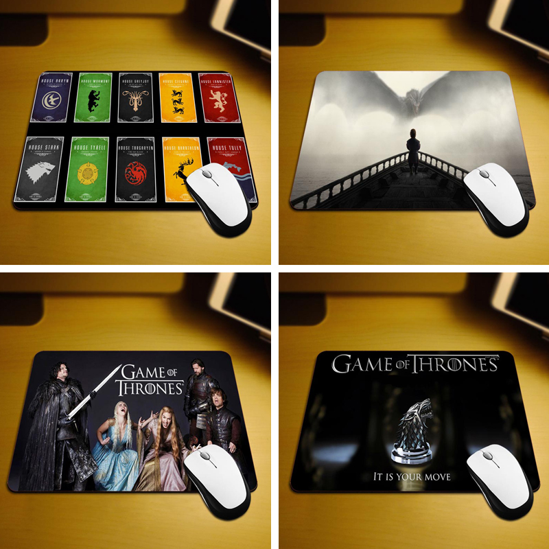 MaiYaCa Game Of Thrones Mouse Pad Mouse Mat Size 18 22cm and 25 29cm