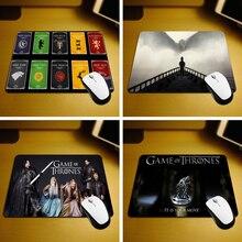 MaiYaCa Game Of Thrones Souris Pad Tapis de Souris Taille 18*22 cm et 25*29 cm