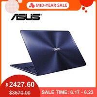Ноутбук ASUS i7 7700HQ/16 GB/512 GB IntelCore i7 7700HQ Windows 10 512G SSD NVIDIA GeForce GTX 1050 Ti & Intel GMA HD 630 ультратонкий