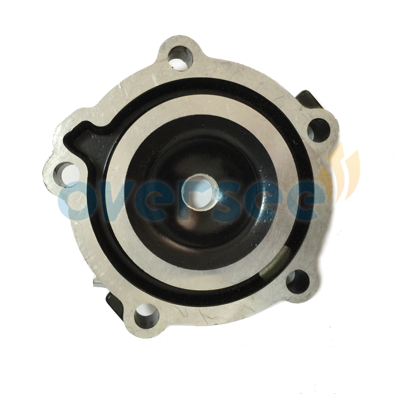 369B01001-1 Cylinder Head Cover Replaces For Tohatsu 5HP M5B Outboard Engine Boat Motor aftermarket parts 369B01001