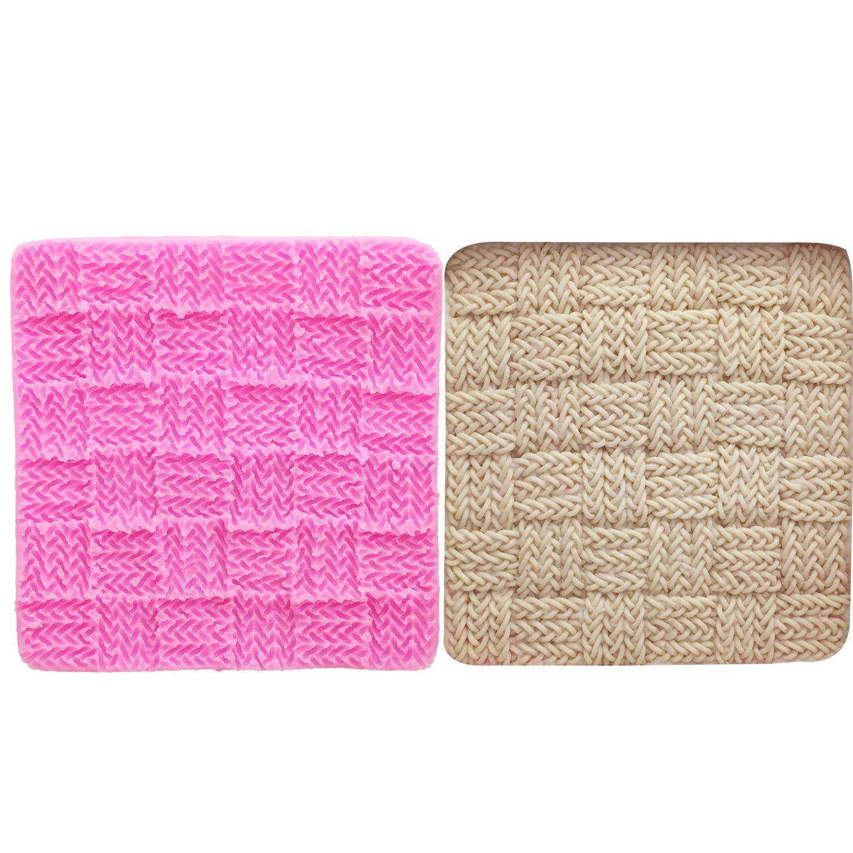 M1116 patrón de Encaje de Lana de punto de lana Fondant moldes de - Cocina, comedor y bar - foto 2
