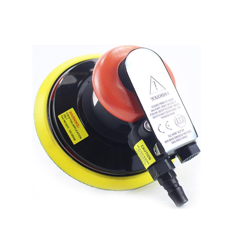 YOUSAILING Lucidatrice pneumatica a 6 pollici di alta qualità - Utensili elettrici - Fotografia 2