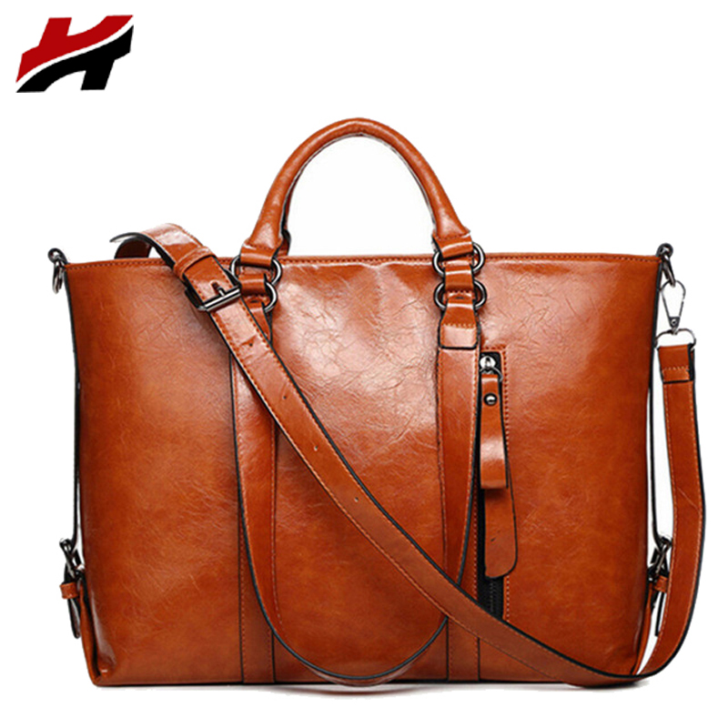 2017 New  High-quality PU Bags Tote Women Leather Handbags Women Messenger Bags Shoulder Bags Hot Vintage Bags Popular