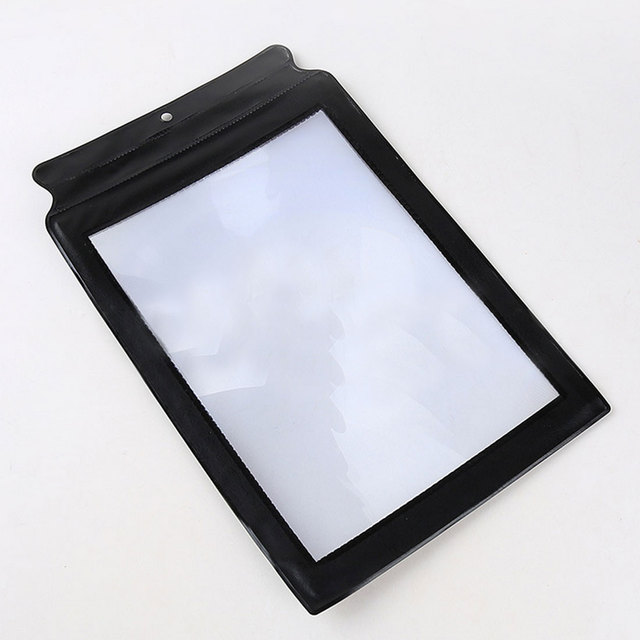 3x Large Reading Magnifier Big A4 Full Page Sheet