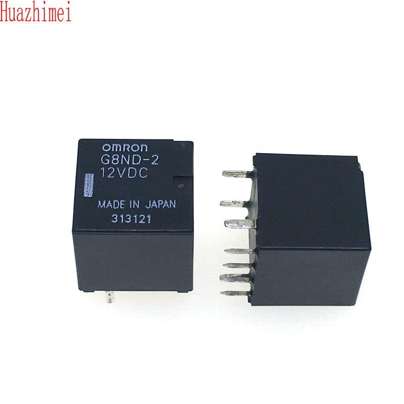 цена на 1PCS Relays G8ND-2-12VDC G8ND-2 12VDC G8ND