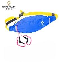 Waterproof waist pack for Men Women Fanny Pack Bum Bag multifunctional closefitting ride waist pack runner's mobile phone bag