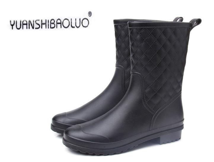 Popular Winter Rain Boots-Buy Cheap Winter Rain Boots lots from ...
