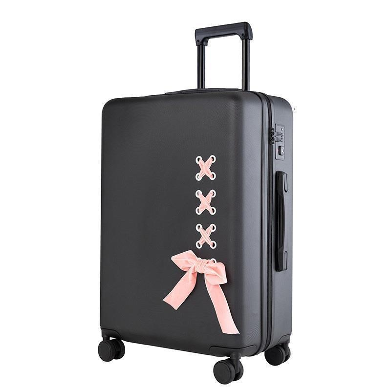 2024inch fashion ABS travel trunk, wheels travel bag suitcase bag, carry on luggage box  trip,Large capacity storage case,2024inch fashion ABS travel trunk, wheels travel bag suitcase bag, carry on luggage box  trip,Large capacity storage case,