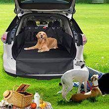 Защита багажника, водонепроницаемый чехол для собак, универсальный защитный чехол для собак, защитный чехол для домашних животных, автомобильный противогрязный коврик