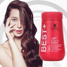 Пушистые тонкие волосы порошок пыль лак для волос увеличивает объем волос захватывает стрижка унисекс моделирование укладки порошок инструмент