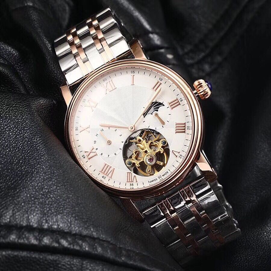WC0762 Mens Watches Top Brand Runway Luxury European Design Automatic Mechanical Watch цена и фото