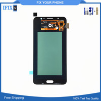 OEM AAA Quality Change Super AMOLED For Samsung J7 2016 J710 LCD Display Touch Screen Digitizer
