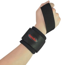 Sports Powerlifting Bracelet Fitness Gym Dumbbell Barbell Bands Hand Crossfit Weight Lifting Wrist Wrap Support