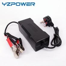 YZPOWER 43.2V 2A Smart LifePO4 Caricabatteria per 36V LifePO4 E bike E car e  batteria