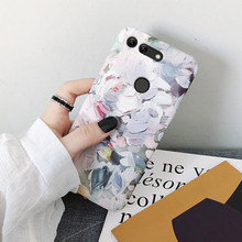 YonLinTan Cover,Case,For HuaWei Honor View V 10 V20 20 V10 15 Patterned on Luxury PC Hard Cute Cartoon Floral Printed Back Coque(China)