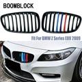 Автомобиль почек передний бампер гоночные грили для Z4 E89 BMW M аксессуары для выступлений Мотоспорт Z4 20i 23i 28i 30i