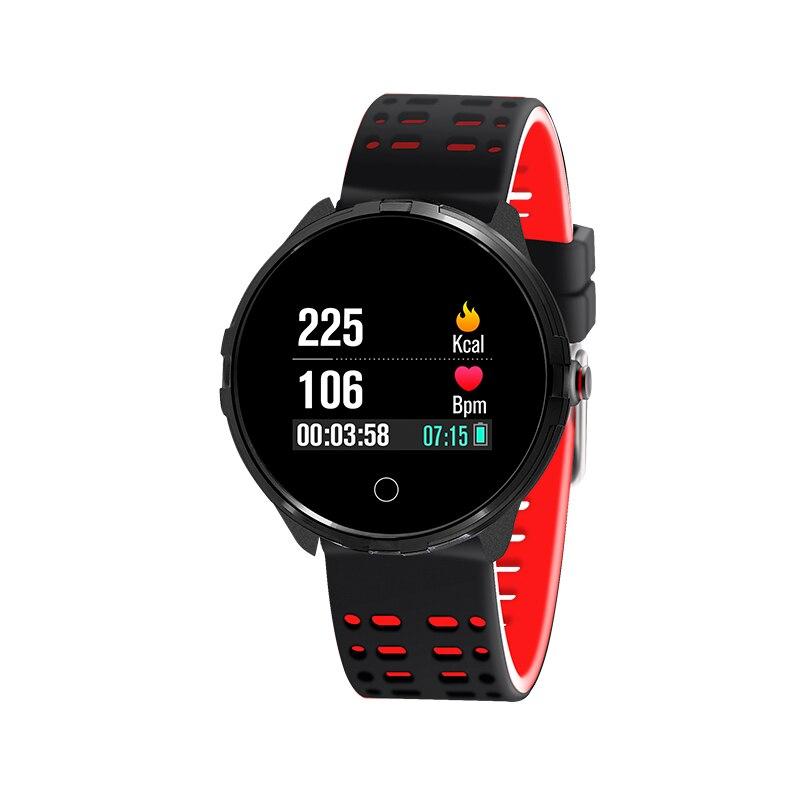 X7 Bluetooth Smart Bracelet with Heart Rate Blood Pressure Oxygen Clock IP68 Waterproof for Xiaomi Smartphone Sports Smart Watch