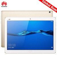 Free DHL Global Huawei MediaPad M3 Lite 10 BAH W09 10.1 inch Tablet PC SnapDragon 435 Octa Core 4GB 64GB 3GB 32GB EMUI 5.1 GPS